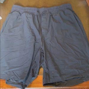 Lululemon men's linerless workout shirts in XL